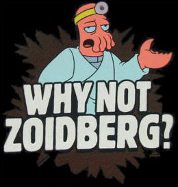 Why Not Zoidberg?'s Page